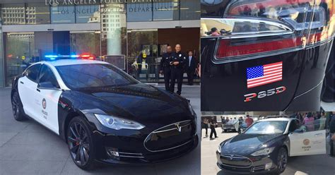 Lu Emergency Tesla Lapd Still Considering Tesla Cars Despite Recent