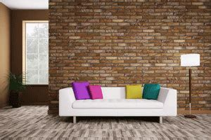 Sealant For Interior Brick Walls by How To Restore Exposed Interior Brick Wall In 4 Steps