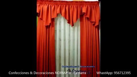 confecciones de cortinas cortinas clasicas confecciones decoraciones norma en