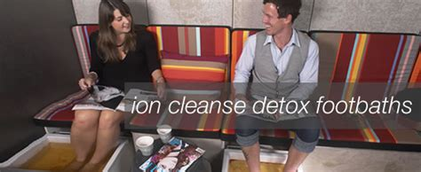 Detox Day Spa Sydney by The 30 Minute Detox Enjoy An Ion Cleanse Footbath Today