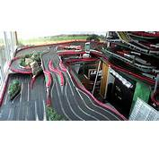 321ft Scalextric Digital Slotcar Track 3 Layouts In 1