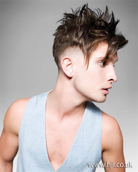 haircuts for women long hair that is spikey on top 2011 mens undercut texture hairstyle hji