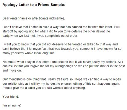 apology letter to boyfriend letter for friend images cv letter and format 1078