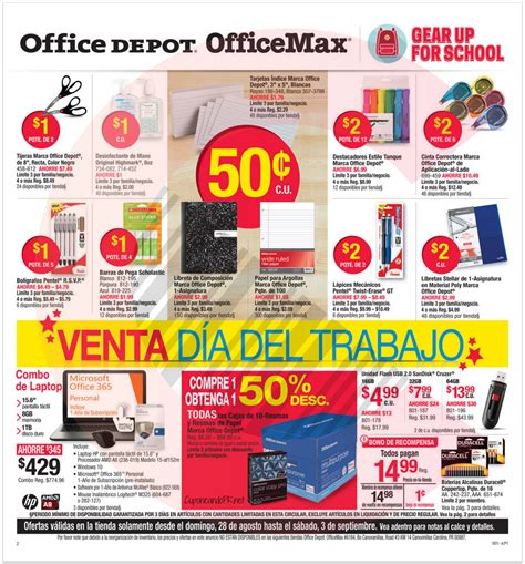Office Depot Coupons Puerto Rico Ofice Max Office Depot Shopper 1 Cuponeando Pr