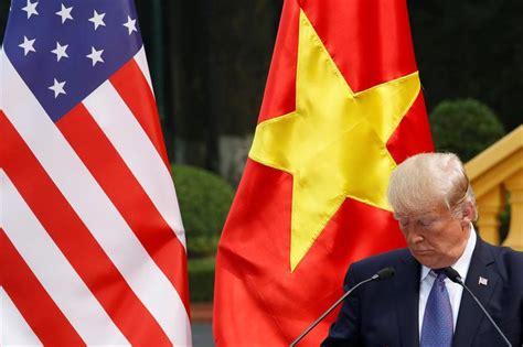 donald trump vietnam trump pide a vietnam recuperar a los soldados