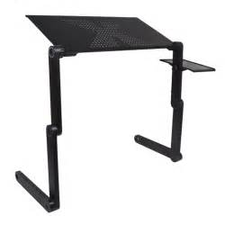 Foldable Laptop Desk Brand New High Quality Portable Adjustable Foldable Laptop Notebook Pc Desk Table Vented Stand