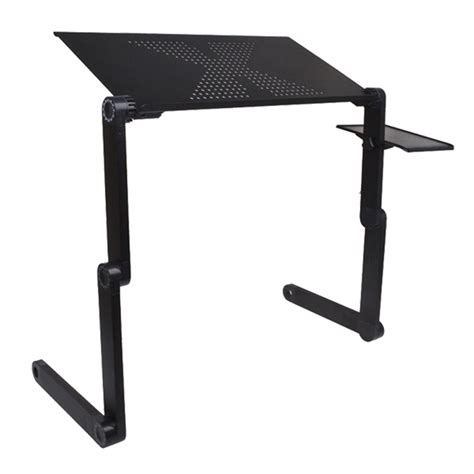 portable laptop desk stand brand new high quality portable adjustable foldable laptop notebook pc desk table vented stand