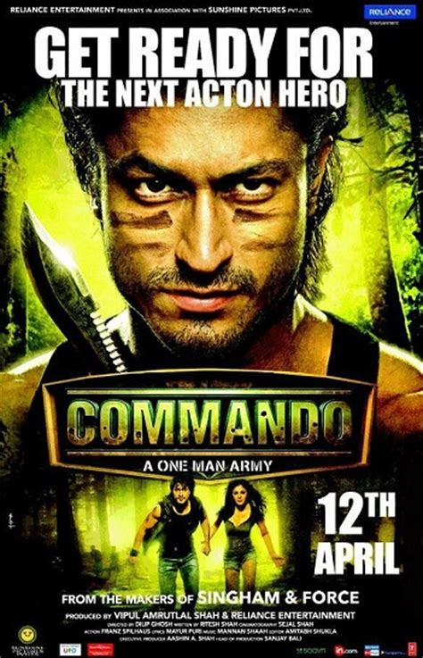 film india commando review commando a one man army 2013