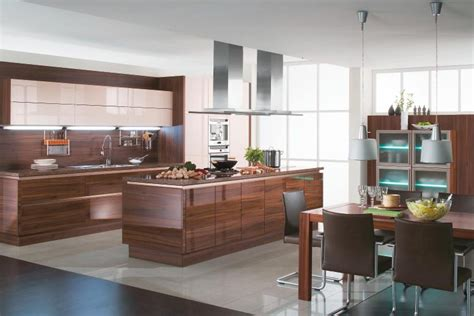 Decor Ideas For Kitchens Brown Kitchen Decor Ideas Stylehomes Net