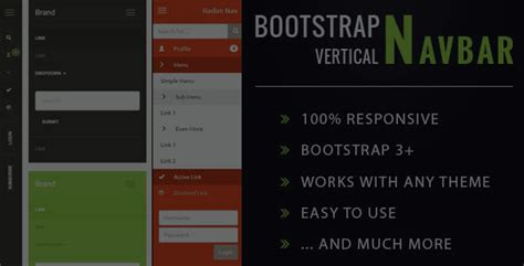bootstrap themes nulled nulled auto inherit bootstrap theme vertical sidebar item