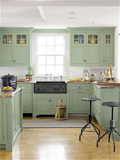 how to chalk paint kitchen cabinets jen joes design 179 best images about country green on pinterest open