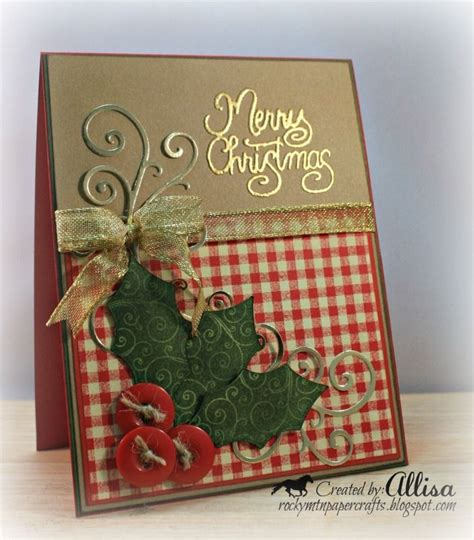 Merry Handmade Cards - 912 best images about card ideas on