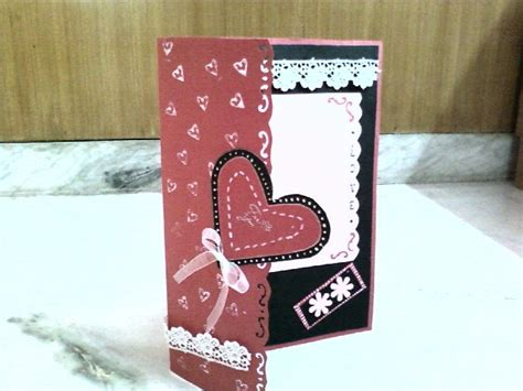 Creative Ideas For Handmade Greeting Cards - creative gift ideas my greeting card without