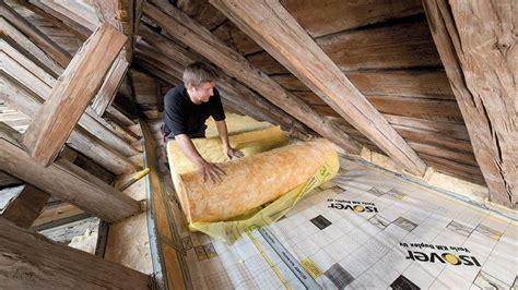 Dach Isolieren Kosten by Tipps F 252 R Ein Gutes Klima Unter Dem Dach D 228 Mmarten D 228 Mmung