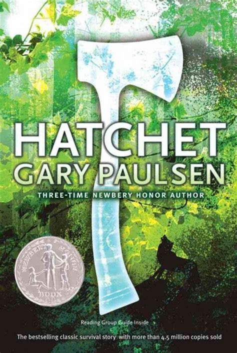 hatchet book pictures this week s must read hatchet npr