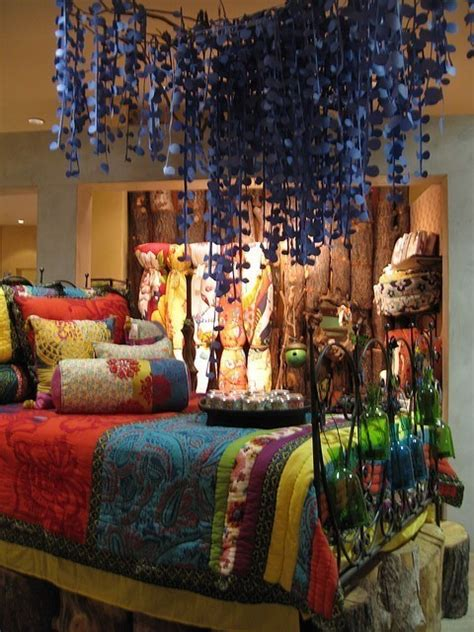 Eye For Design Bohemian Interiors And Accessories Bohemian Style Bedroom Decor