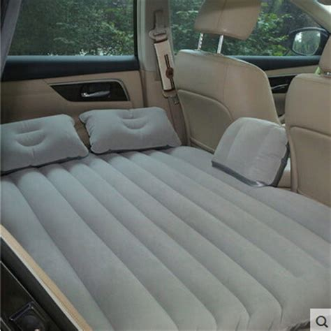 2016 gray universal suv car travel mattress
