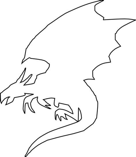 flying dragon clip art at clker com vector clip art