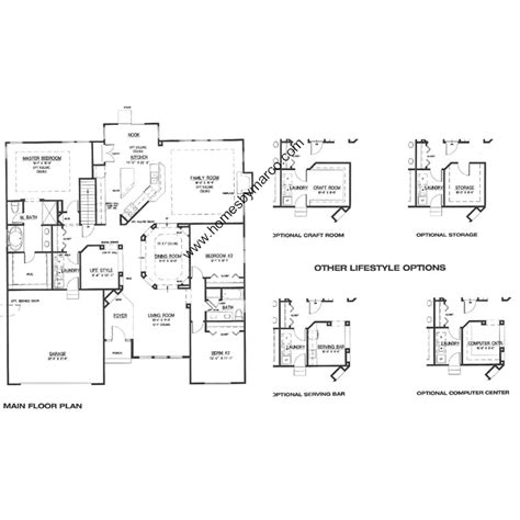 dartmouth floor plans dartmouth model in the steeple pointe subdivision in