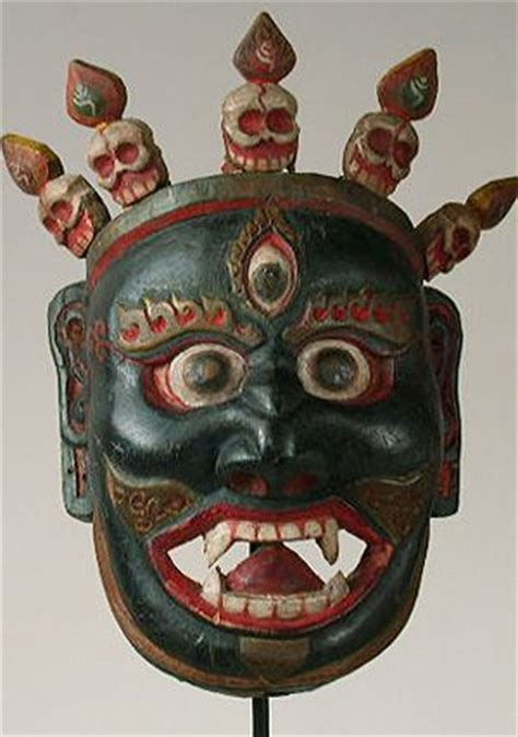 Topeng Mask Clay Who Am I Fiber 2401 best images about tibet on