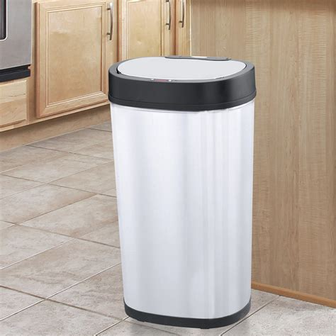 Gfs 505 Silver bezdotykov 253 odpadkov 253 k 244 紂 deluxe 30 litrov helpmation sk