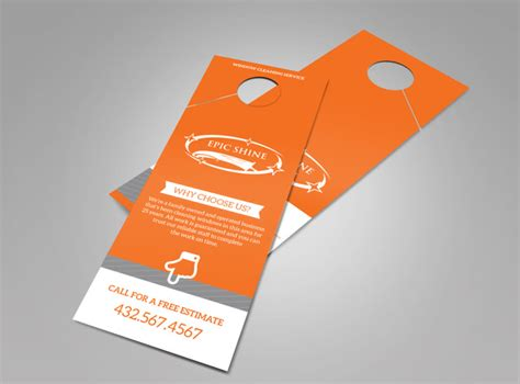 door hanger template indesign lawn care door hanger printing circuit diagram maker