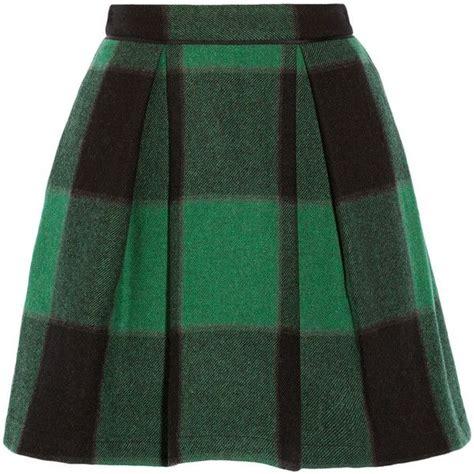 Torora Tartan Layer Mini Dress 25 creative tartan mini skirt ideas to discover and try
