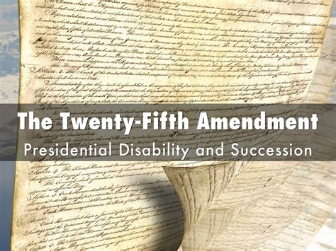 amendment 25 section 4 john brown s notes and essays 25th amendment to the u s