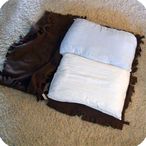 diy dog bed no sew diy dog bed no sew