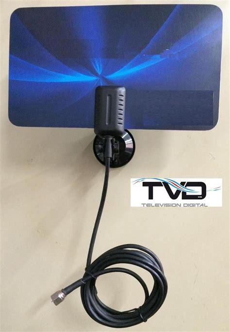 Antena Tv Digital Hd Antena Hd Para Tv Con Sintonizador Digital Vendo En Efectivo 5 900 En Mercado Libre