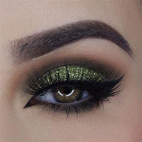 light smokey eye for green 25 best ideas about green smokey eye on green