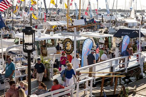 newport boat show the newport international boat show 2013 boattalk