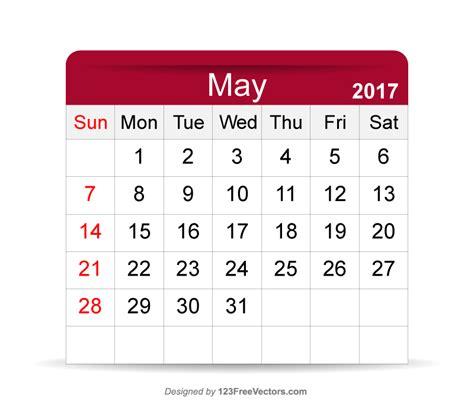 may 2017 calendar editable editable calendar may 2017 123freevectors