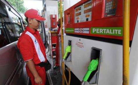Minyak Pertalite harga minyak dunia naik pengaruhi bbm mahasiswa kita