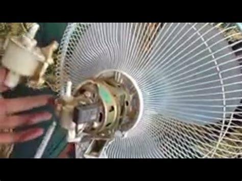 Kipas Angin Air Apa servis kipas angin berisik susah bergerak menoleh ke