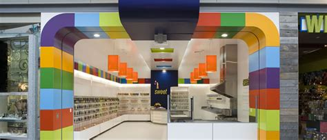 Home Design And Lighting the sweet shop retail lighting design by kevin cawley