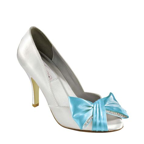 Satin Shoes by Dyeables Liv White Satin 3 Quot Heel Dyeable Shoe Store