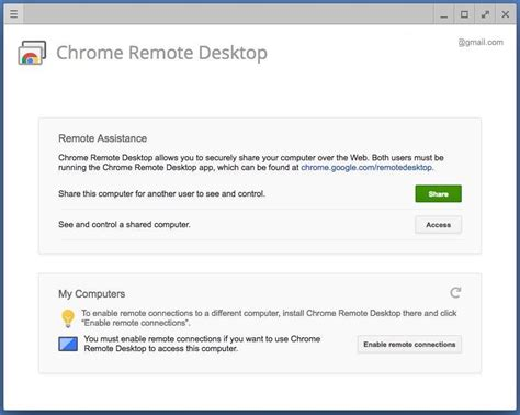 chrome remote desktop host installer how to remotely access your computer using chrome remote