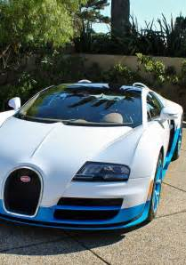 And White Bugatti Blue White Bugatti Veyron Cars Motorcycles