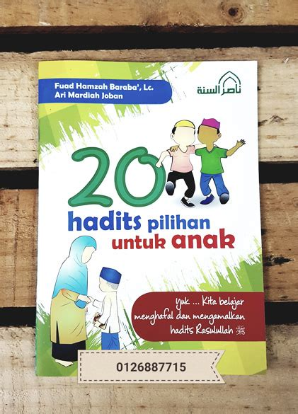 Buku Juz Amma Untuk Anak Edisi Eksklusif Luks 20 hadits pilihan untuk anak
