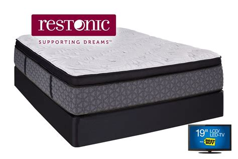 restonic 174 benson mattresses collection