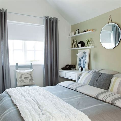 gray and green bedroom ideas soft green and grey bedroom bedroom decorating ideas housetohome co uk