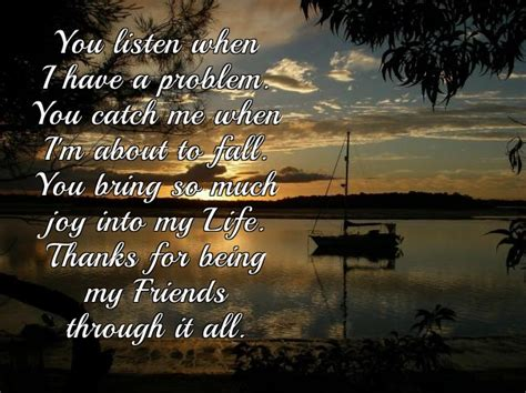 thank you letter friend quotes thank you quotes and sayings quotesgram