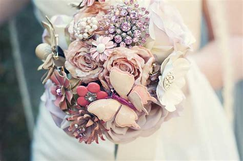 Silk Flowers Wedding Bouquet by Wedding Bouquets Silk Flowers