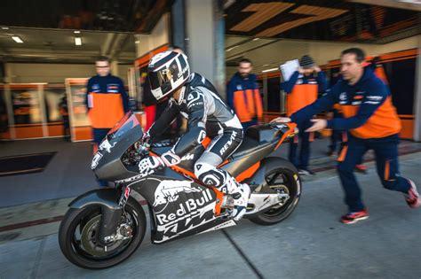prossimi test motogp motogp ktm nuovi test privati a brno per la rc16