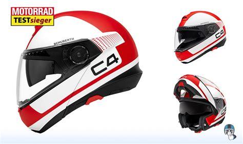Motorrad Magazine Helmet Test by Schuberth C4 Is Motorrad Test Winner Best Flip Up