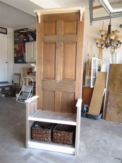 door bench plans diy door entry bench the owner builder network