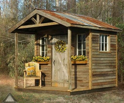 wood shack rustic shed shed design backyard sheds