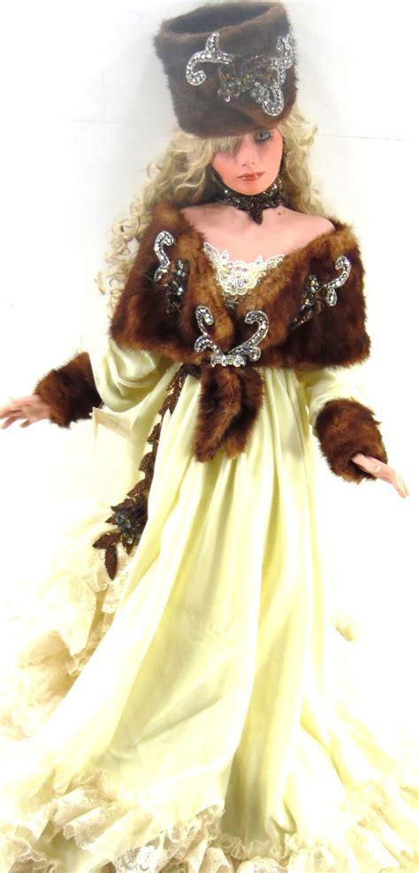 42 porcelain doll rustie dolls ltd edition 42 quot rustie porcelain doll with
