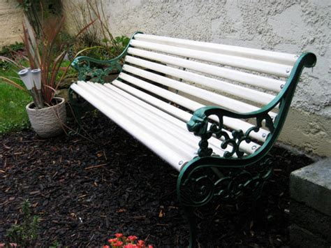 victorian garden bench victorian style cast iron wood garden bench for sale in